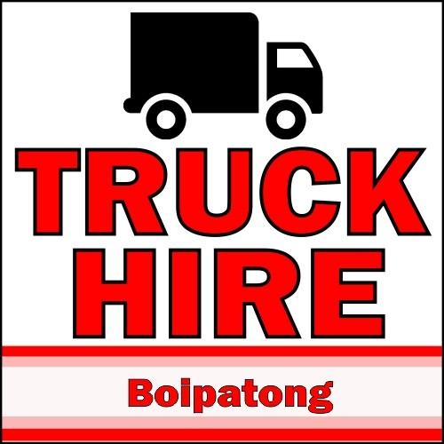 Truck Hire Boipatong