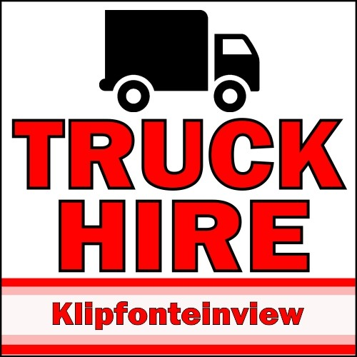 Truck Hire Klipfontienview