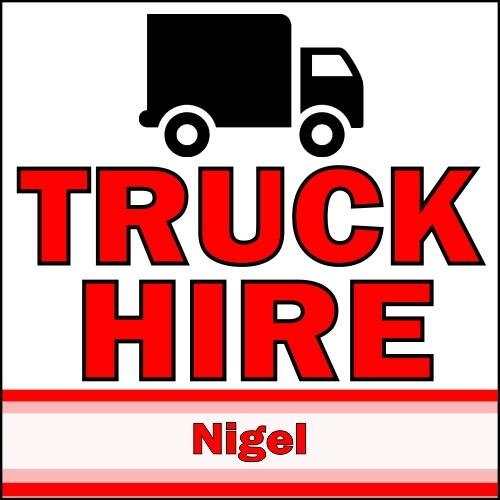 Truck Hire Nigel