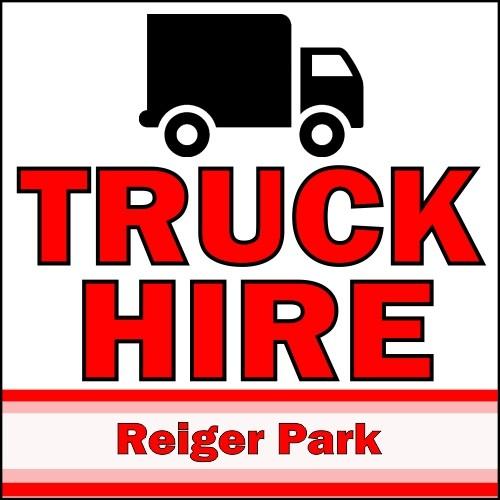 Truck Hire Reiger Park