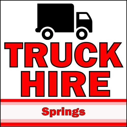 Truck Hire Springs