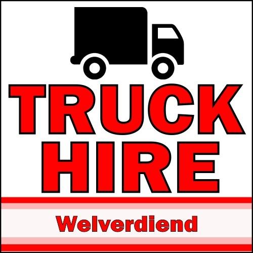 Truck Hire Welverdiend
